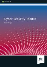 Cyber security toolkit by Peter Wright